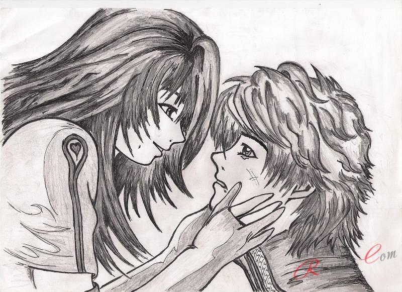 любовь аниме