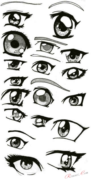 примеры глаз