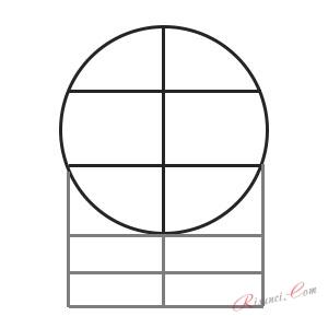 Как рисовать аниме голову