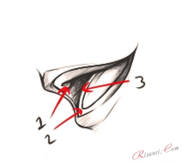 Рисовать аниме открытый