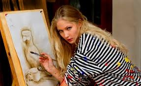 рисуем натюрморт карандашом