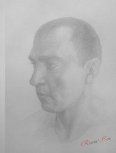 портрет человека