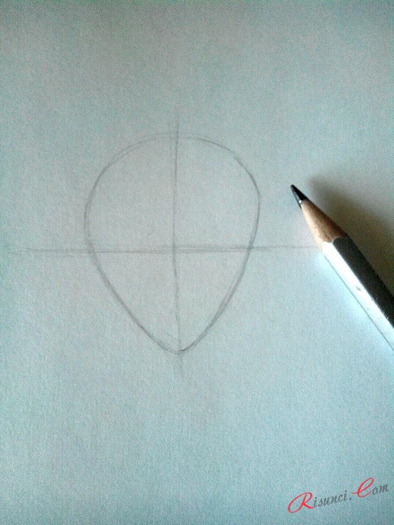 Подготовительный этап рисования