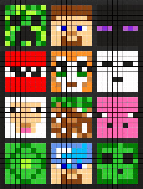 блоки и вещи по клеткам 3