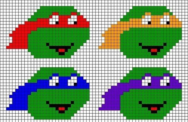 рисунки по клеточкам для мальчиков фото 5