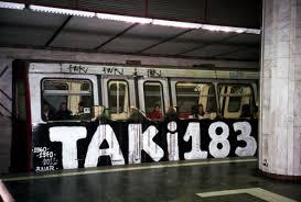 Граффити Taki