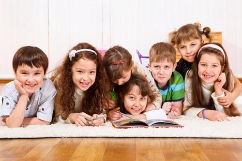 дети в полном составе