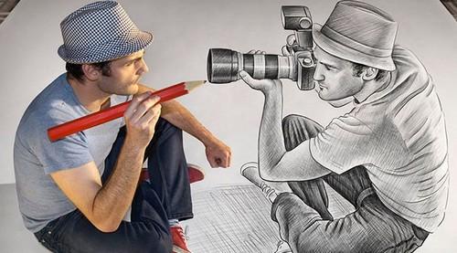 секрет рисования