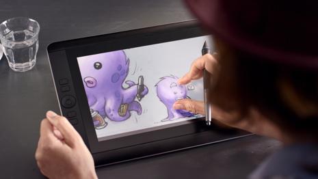 монитор-планшет