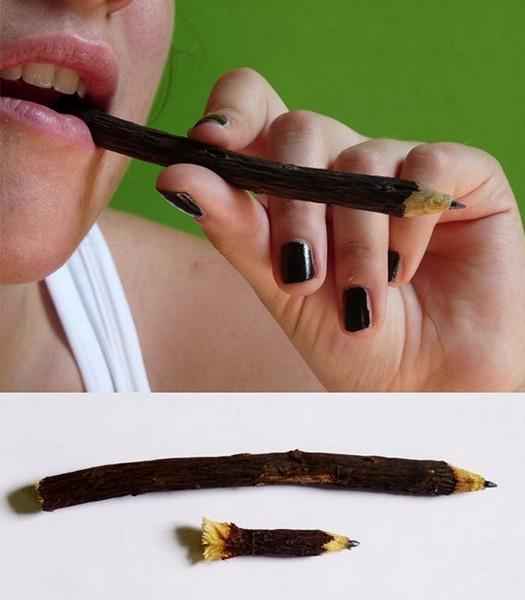 съедобный карандаш