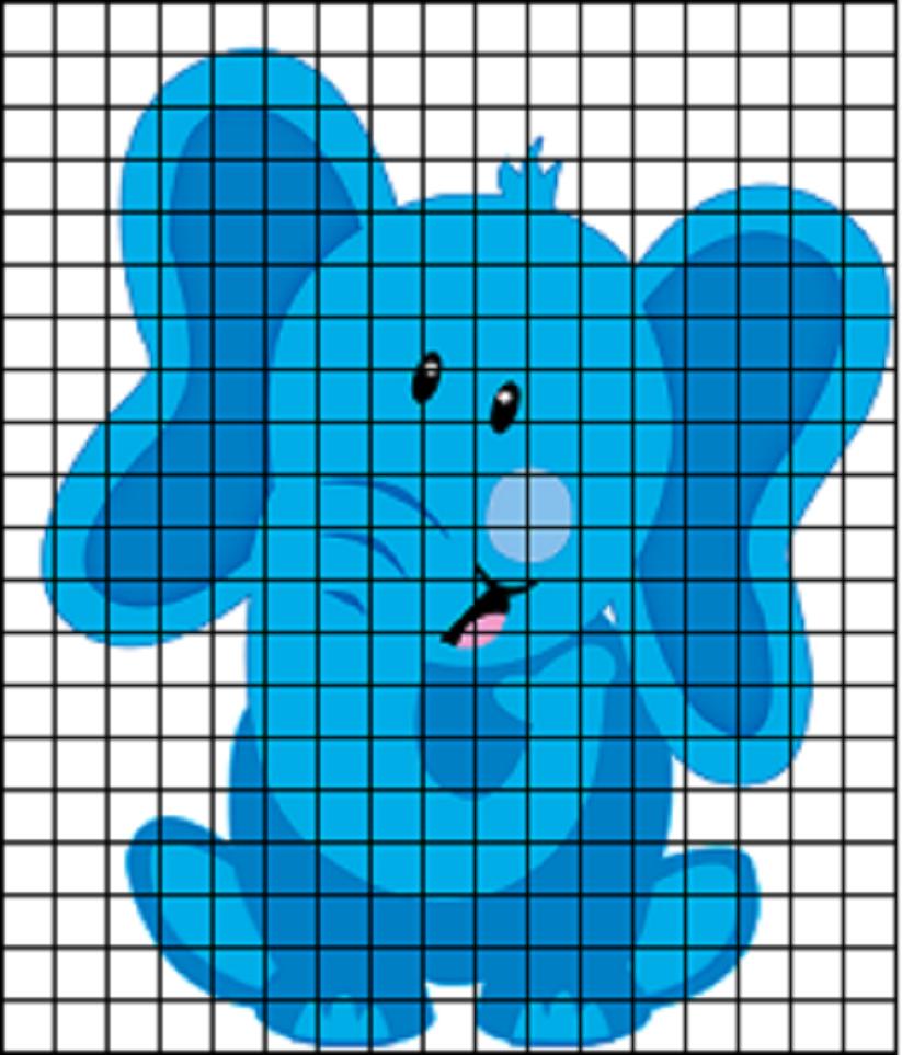 рисунки по клеточкам для девочек 12 лет фото 5