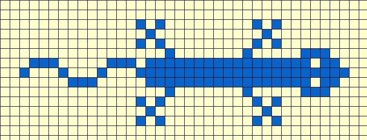 рисунки по клеточкам для начинающих - пиксельное искусство