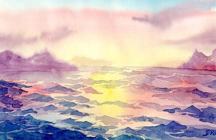фото примеры моря в одном из его нарядов 1