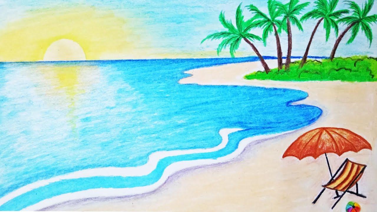 море в одном из его нарядов, рисунок на фото для 2 класса фото 3