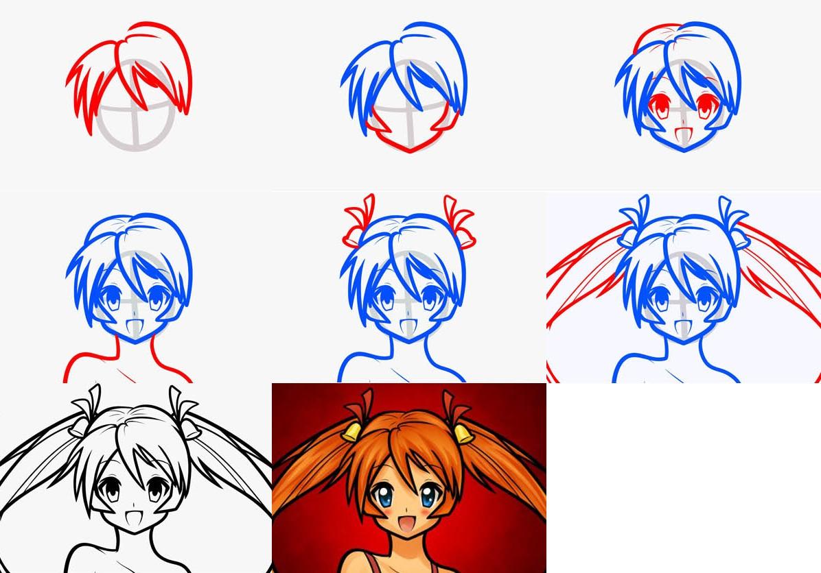 классные рисунки для срисовки для девочек фото 6