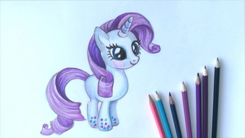 классные рисунки для срисовки для девочек фото 2