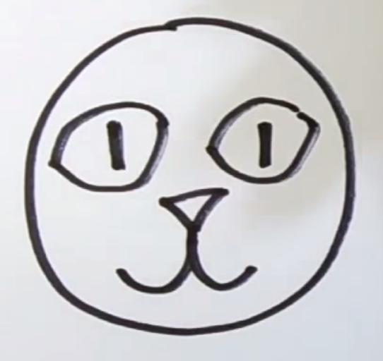 как нарисовать льва карандашом инструкция для ребенка
