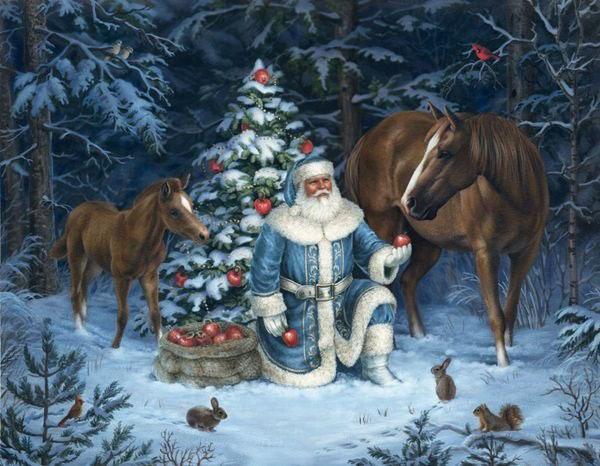 Дедушка Мороз и Снегурочка фото 3