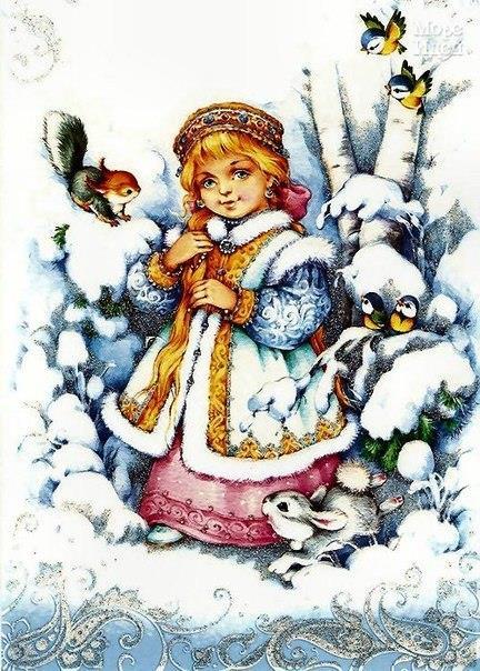 Дедушка Мороз и Снегурочка фото 13