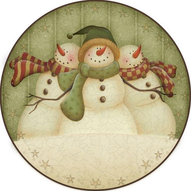 помощник Деда Мороза - Снеговик фото 3