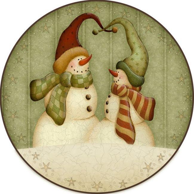помощник Деда Мороза - Снеговик фото 4