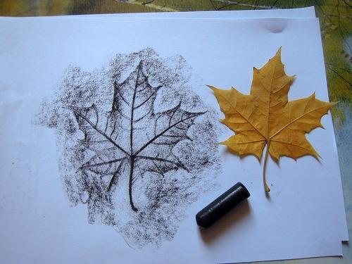 готовые работы на тему «Осенний пейзаж» фото 4