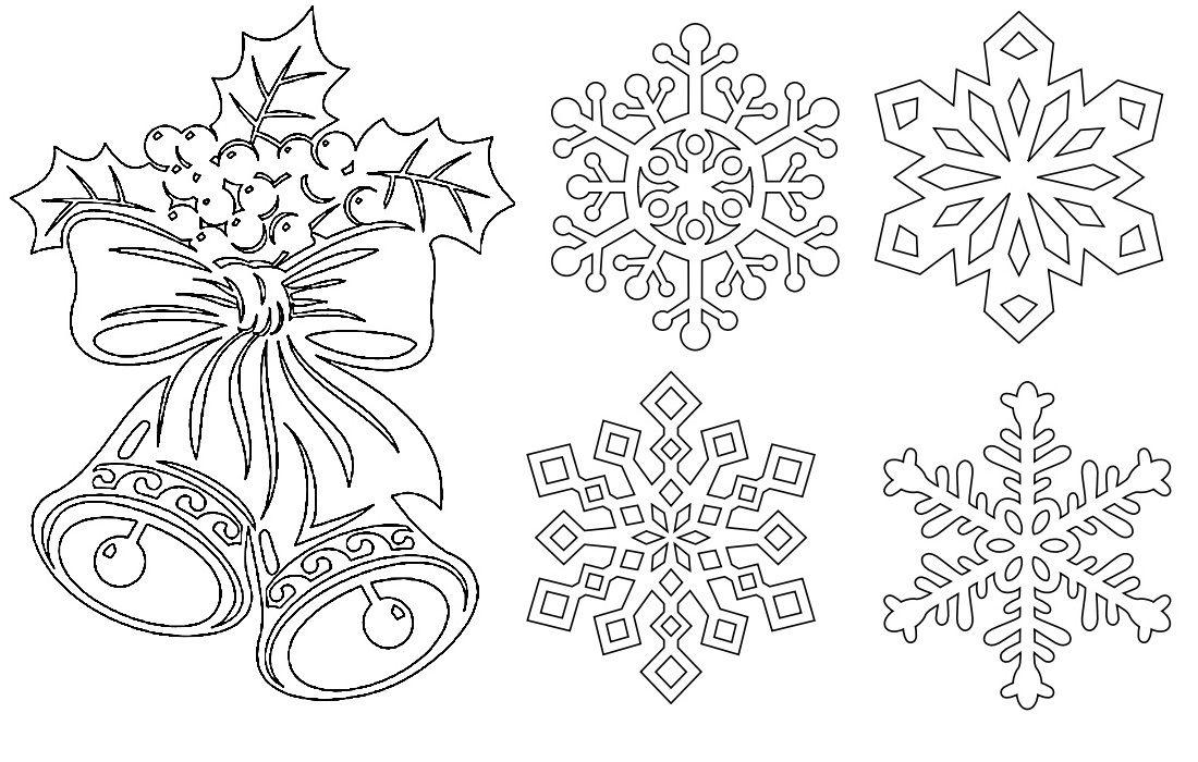 снежинки фото 1