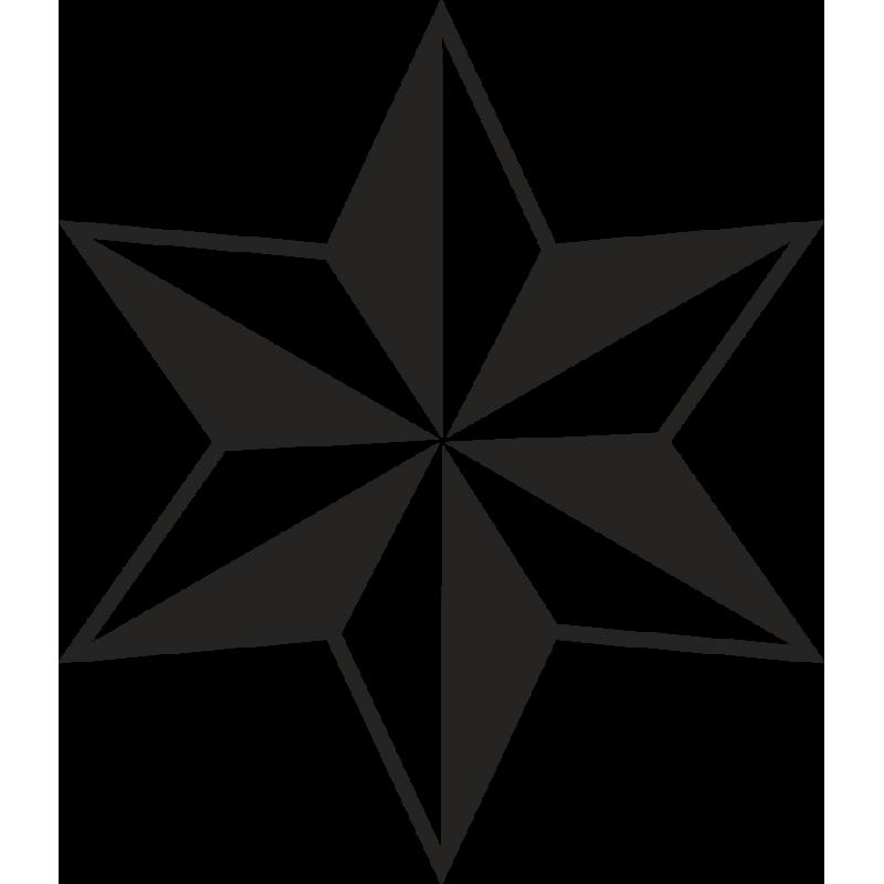 №1 - воровская звезда