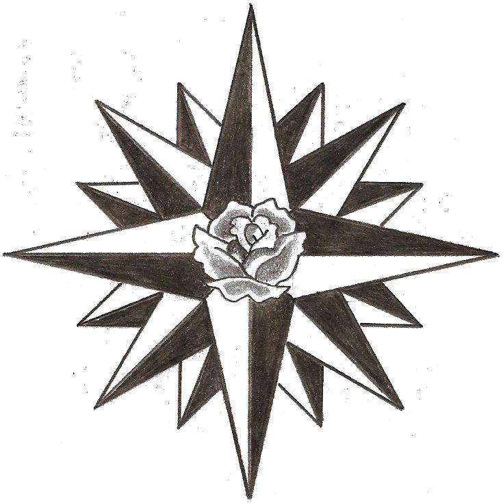 №3 - роза