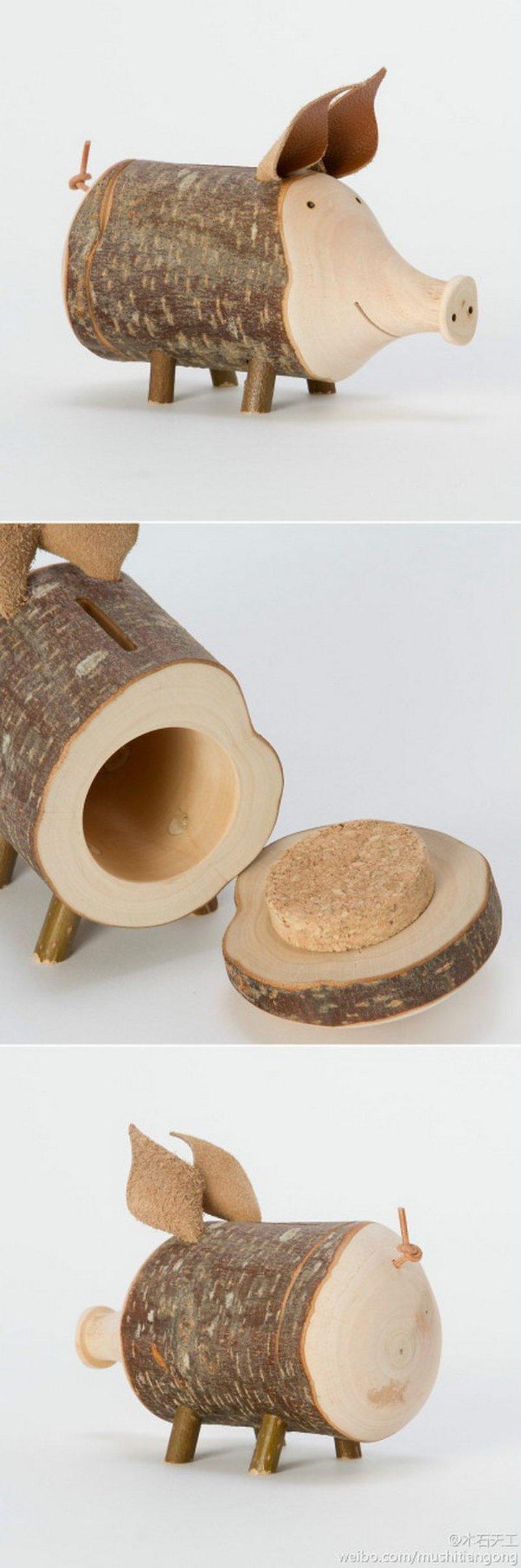 фигура из дерева своими руками фото 1