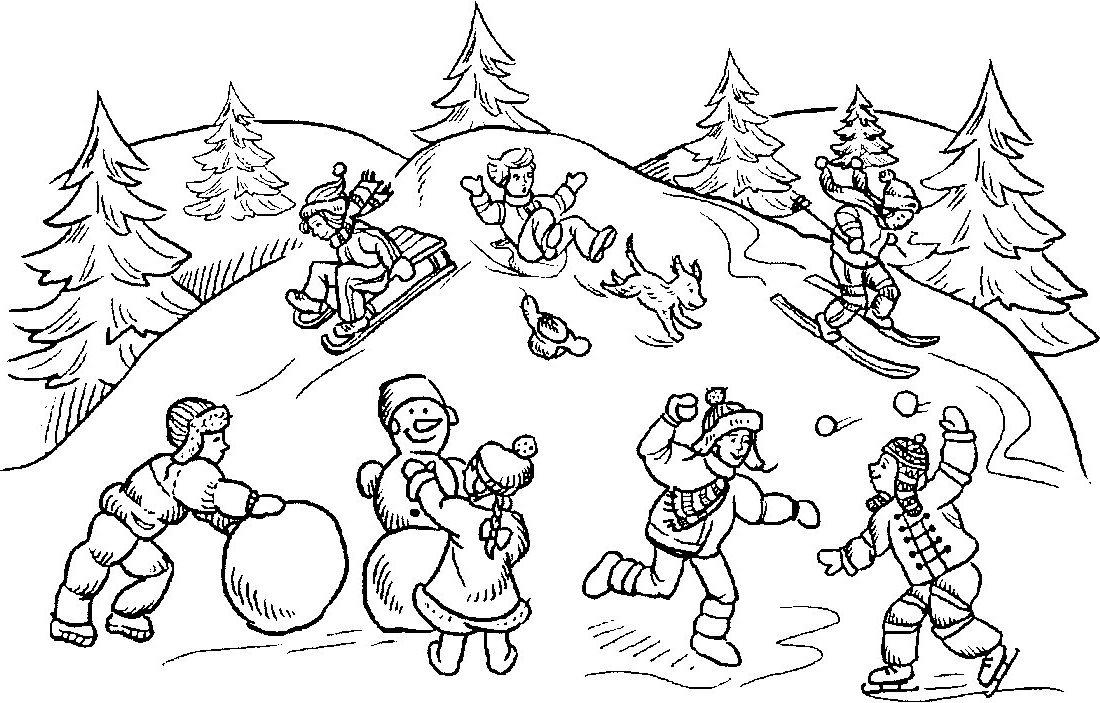 рисунки карандашом на тему «Декабрь 2018», фото 1