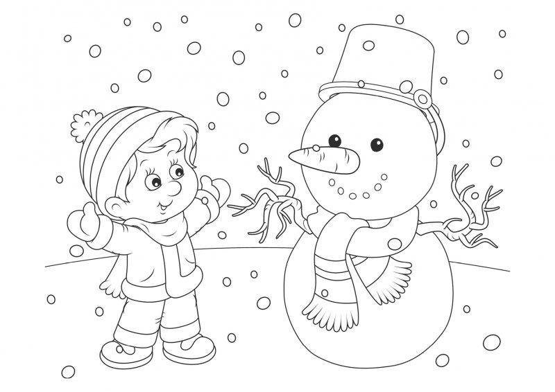 рисунки карандашом на тему «Декабрь 2018», фото 4