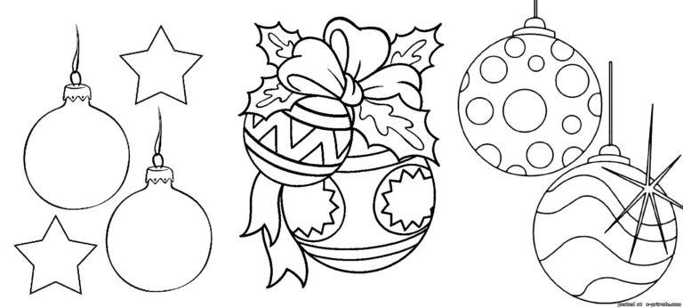 идея №3 - Ёлочные шары