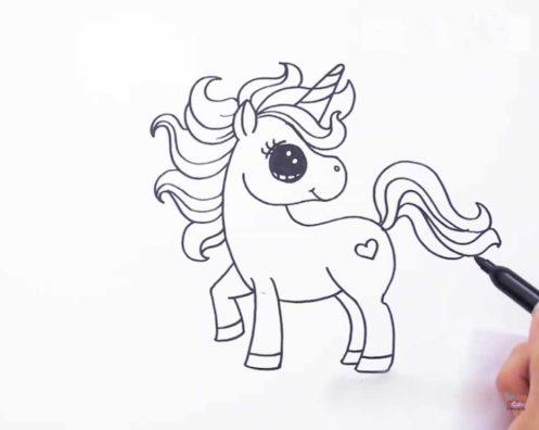 рисунки карандашом для начинающих фото
