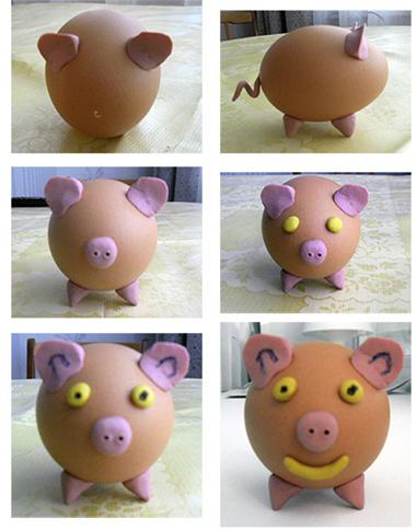 другие мастер-классы со свинкой на фото 5
