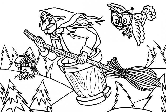 страшные рисунки карандашом для детей, фото идеи 1