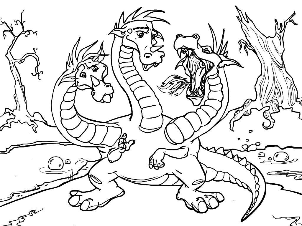 страшные рисунки карандашом для детей, фото идеи 4