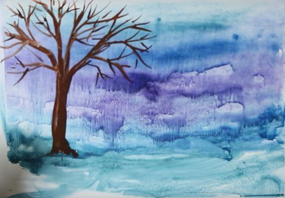 красота зимнего леса фото 3