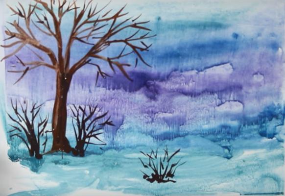 красота зимнего леса фото 4
