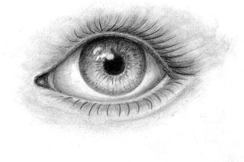 черные рисунки для срисовки, фото идеи 8