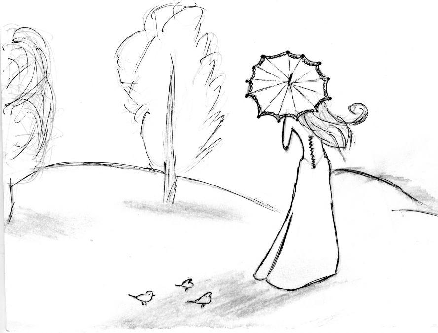 что нарисовать когда скучно для девочек, другие фото идеи 4