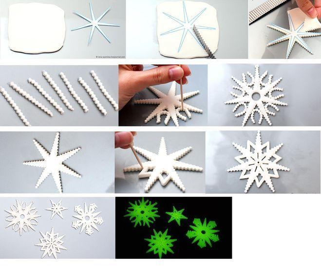 как вырезать снежинки из бумаги на Новый год 2019? Мастер-класс с фото 8