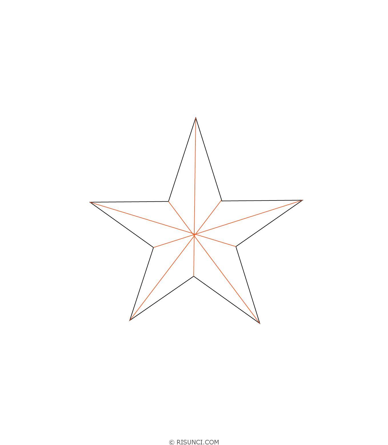 клюшкой как нарисовать звезду поэтапно фото изонить для