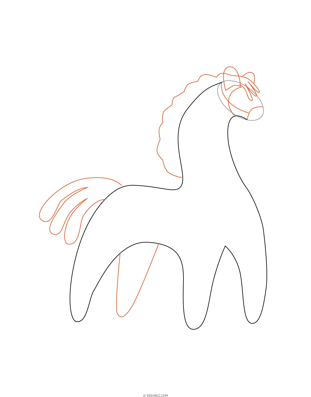 неоднократно рисунки дымковских игрушек коня дарить кованые подарки