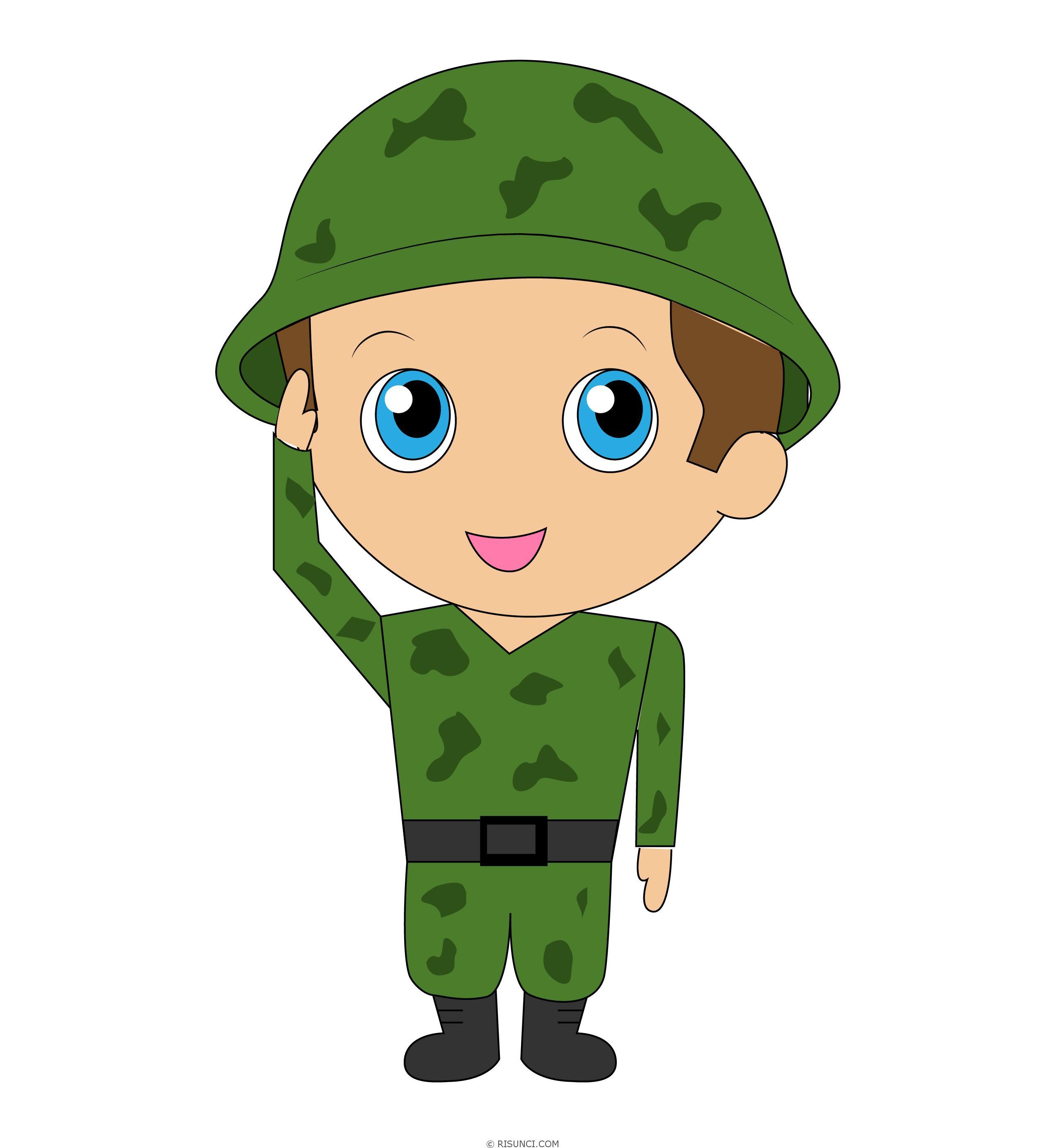 Картинки детям солдаты